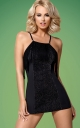824-DRE-1 Dress schwarz - Obsessive - 201.384.000
